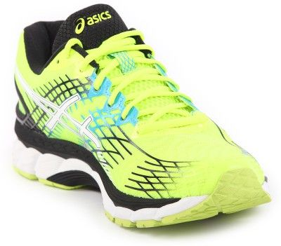 online store 9df50 30a1b Asics Gel-Nimbus 17 Running Shoes - Buy Ylw/Wh/Atomblu Color ...