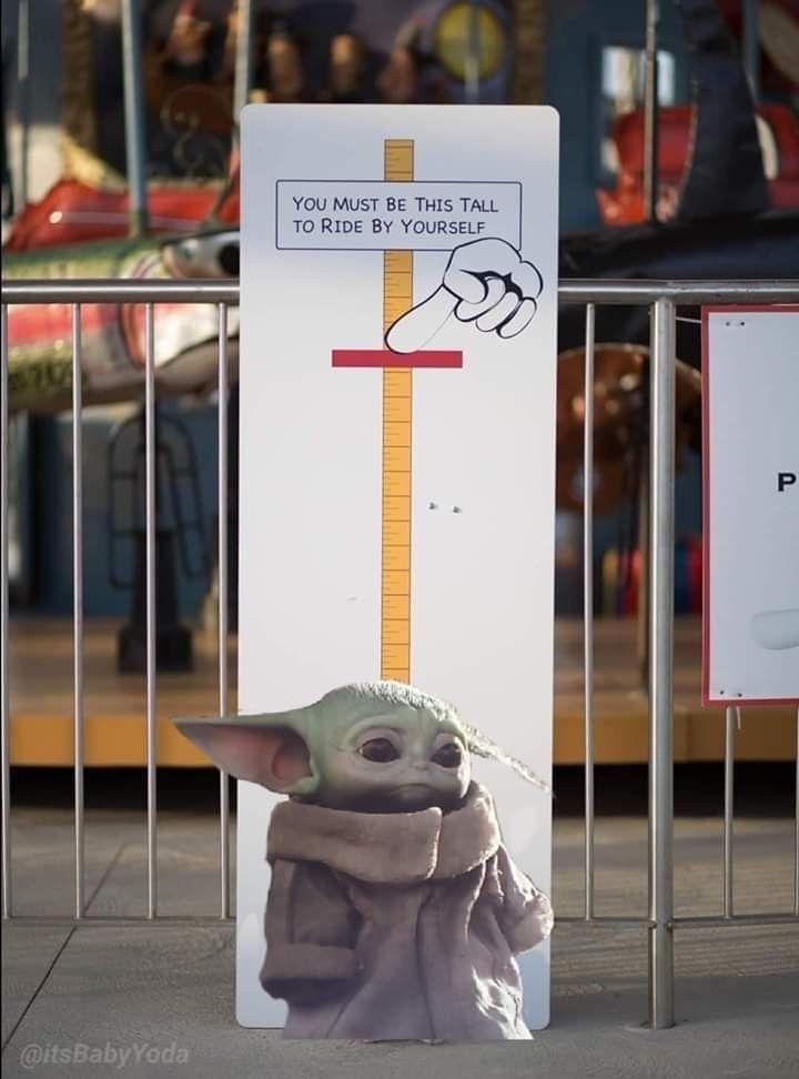 Pin By Ronald Mcdonald On Baby Yoda Memes Star Wars Memes Yoda Meme Star Trek Funny