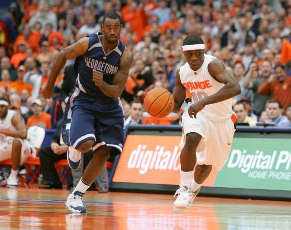 Jonny Flynn Syracuse Basketball College Basketball