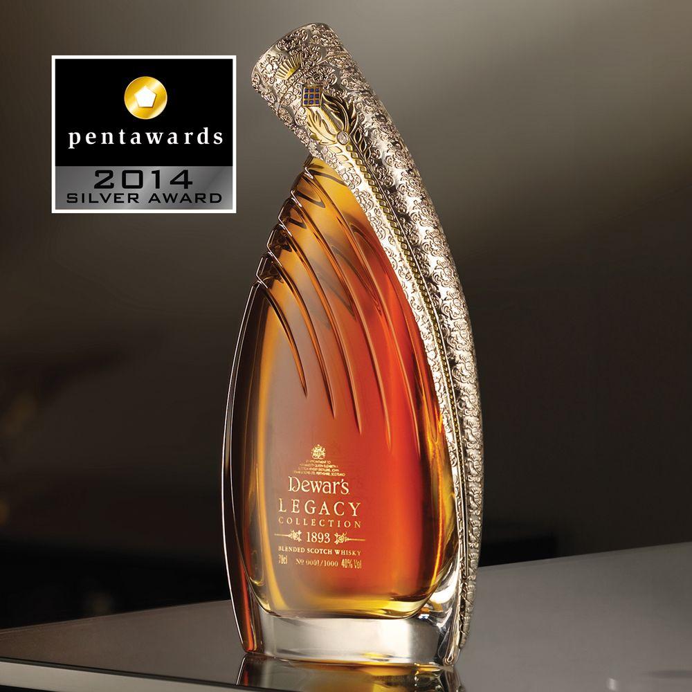 Winners Bottle Design Dewar S Alcohol Spirits