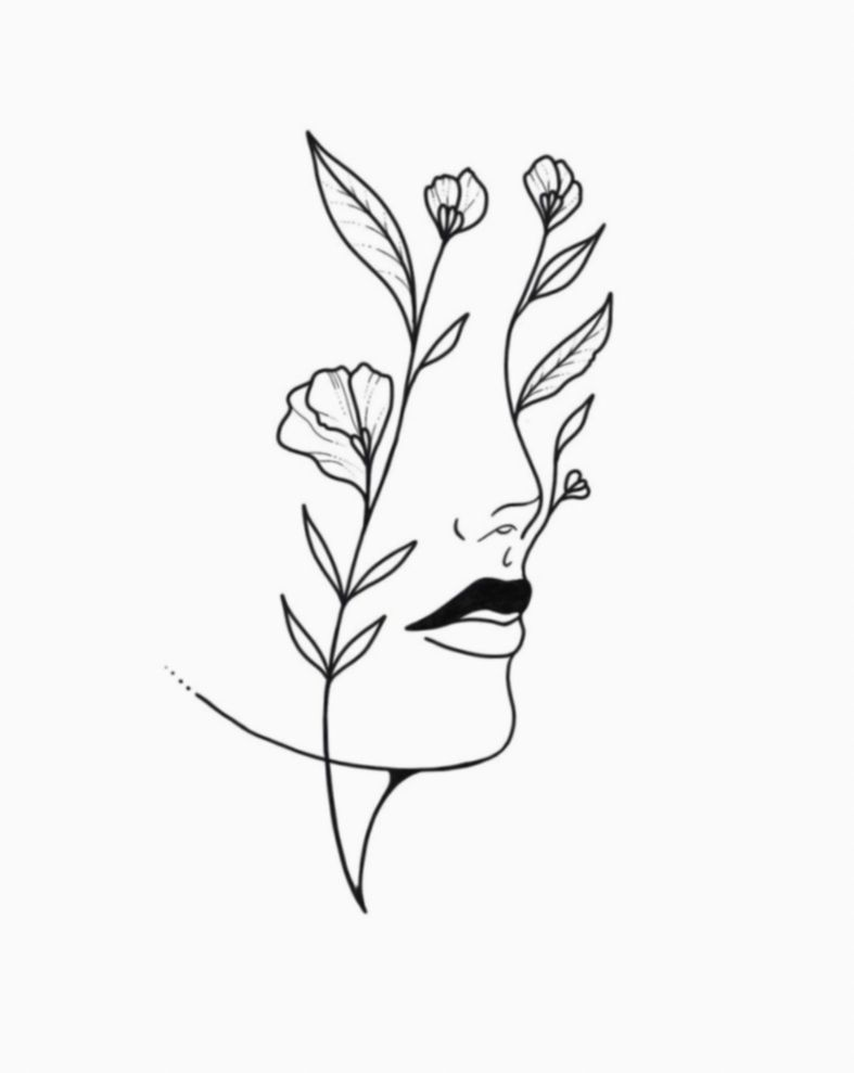 6 Cute Things To Draw For Your Best Friend Minimalist Tattoo Line Art Drawings Line Art