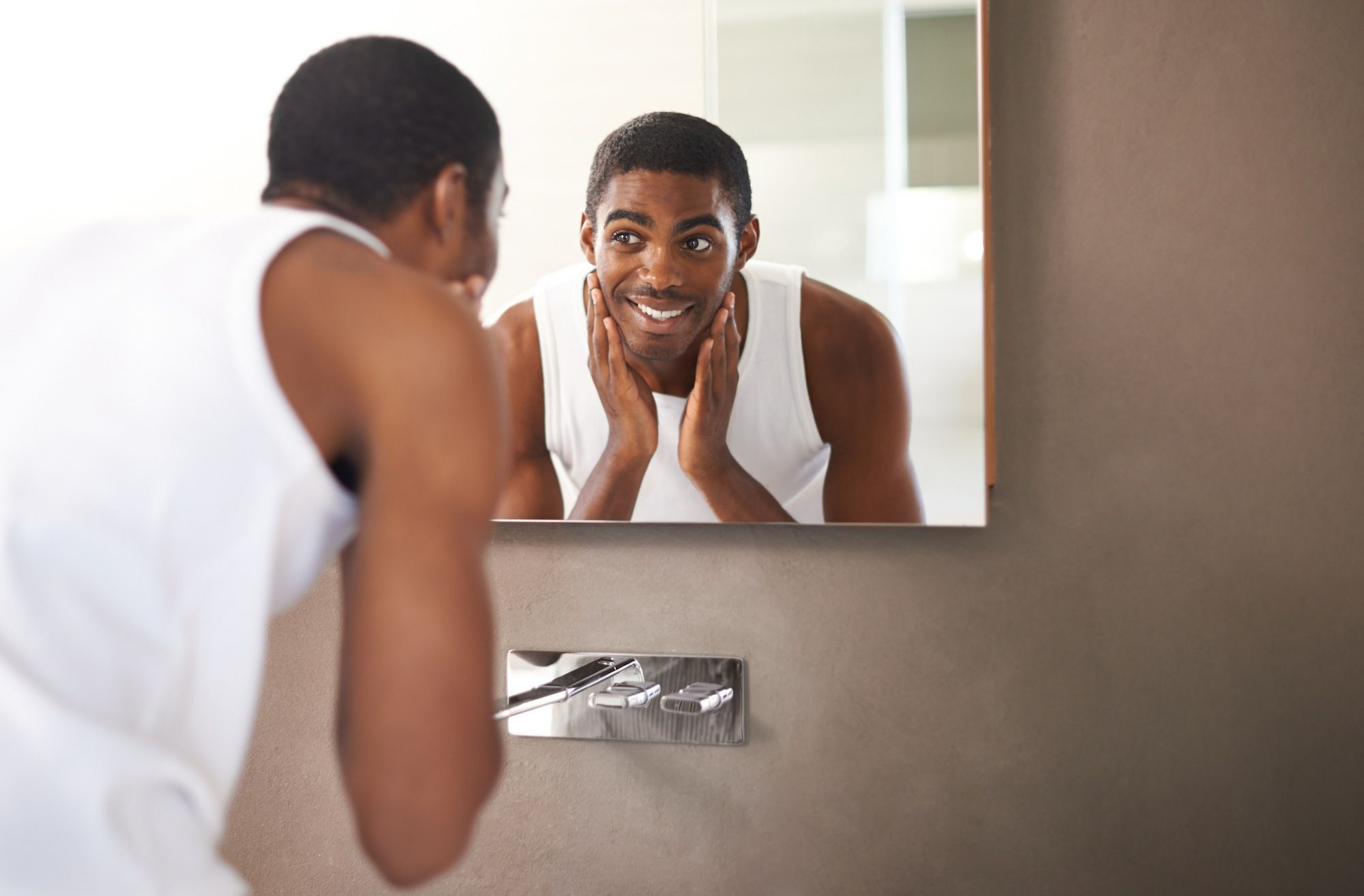 Image result for Skin Care Tips For BLACK  Men