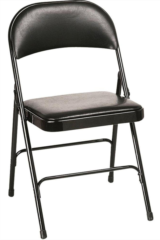 Epingle Sur Chaise Pliante