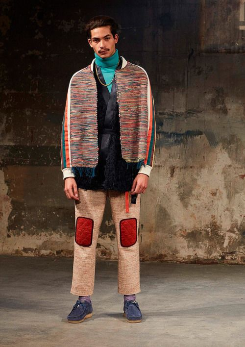Pigalle FW17.  menswear mnswr mens style mens fashion fashion style pigalle campaign lookbook