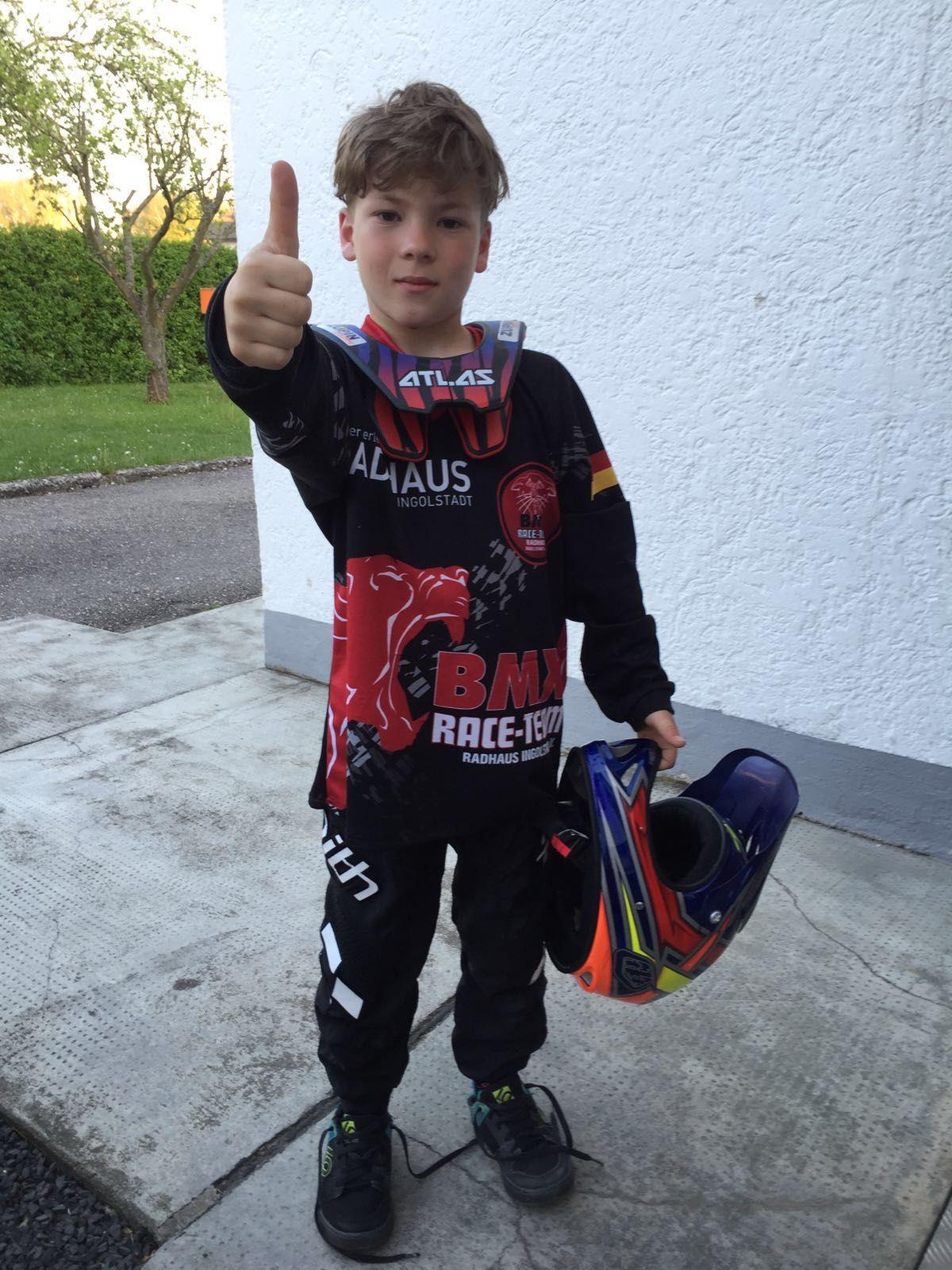 Sieger beim 1. Lauf BMX Bayernliga 2016 in #Kolbermoor und ...