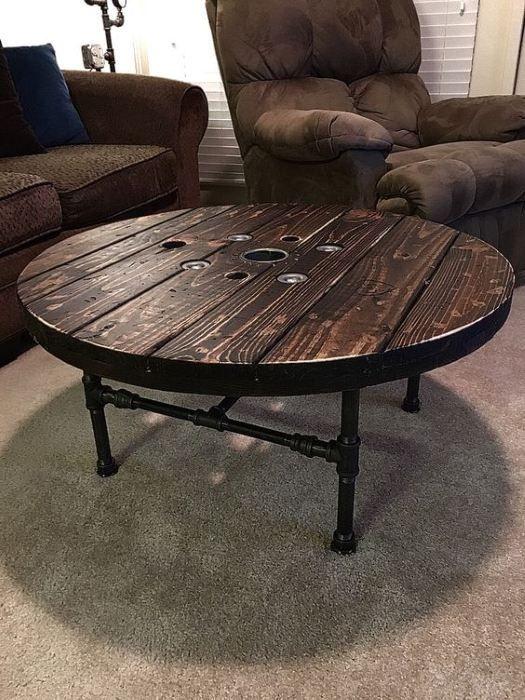 8 diy couchtisch ideen diy do it yourself pinterest diy couchtisch couchtische und. Black Bedroom Furniture Sets. Home Design Ideas