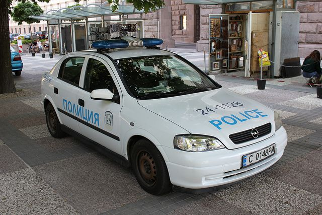 Opel Astra Bulgarian Main Police Vehicle Police Cars By Country Wikimedia Commons Police Cars Police Cars