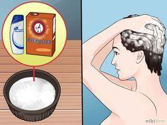 Comment faire partir la coloration sur les cheveux