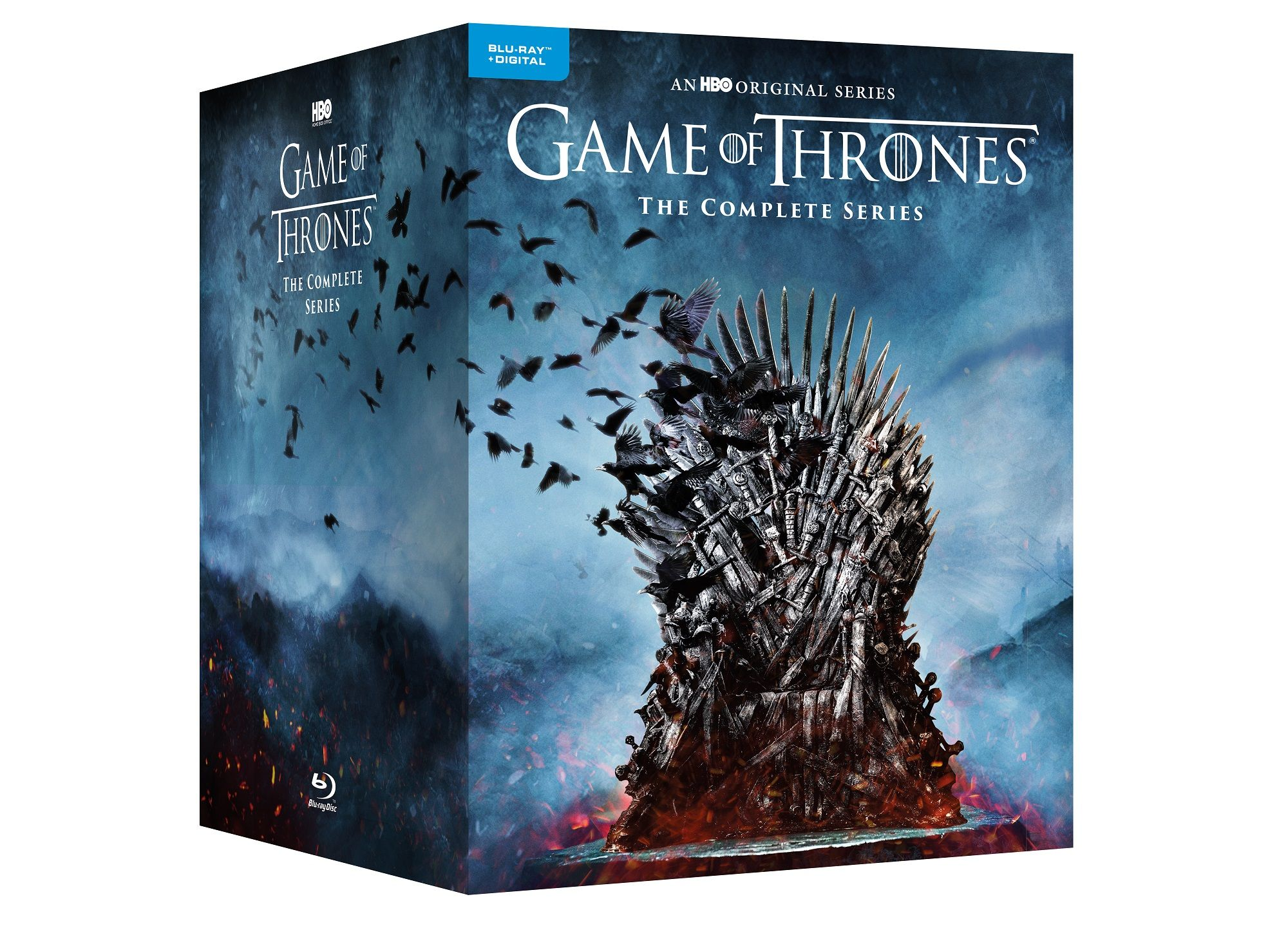 The Winners Of Our Game Of Thrones Complete Series Season 8 Blu