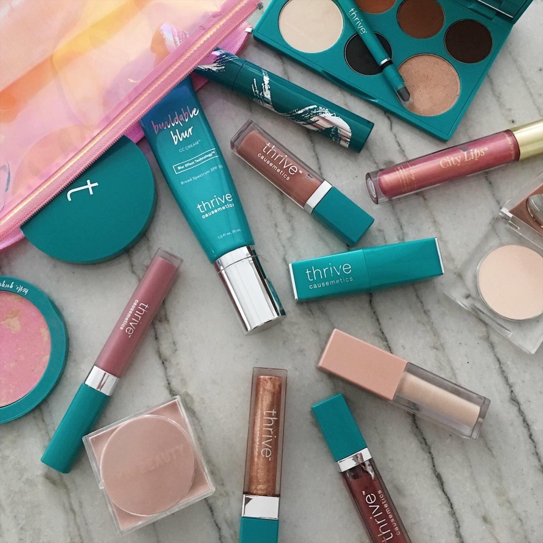 Thrive Causemetics Review Cosmetics Thrive cosmetics
