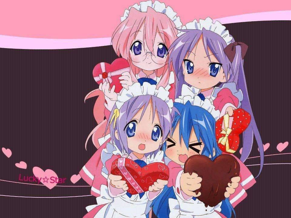 Lucky Star valentine!