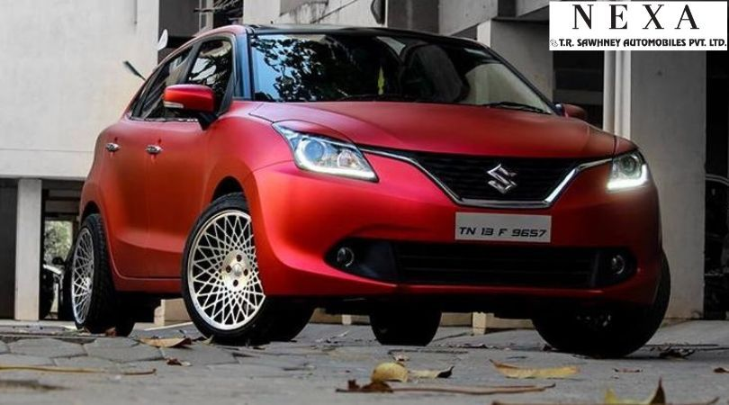 The Nexa Beleno Became The Most Popular Car In India Because Of Its Appealing Look And Amazing Features If You Also Car Showroom Automobile Most Popular Cars