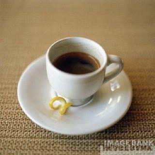 Espresso. with a twist