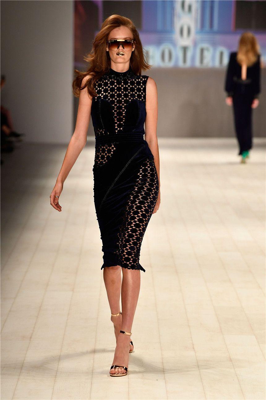 Fashion Palette Australia - Runway - Mercedes-Benz Fashion