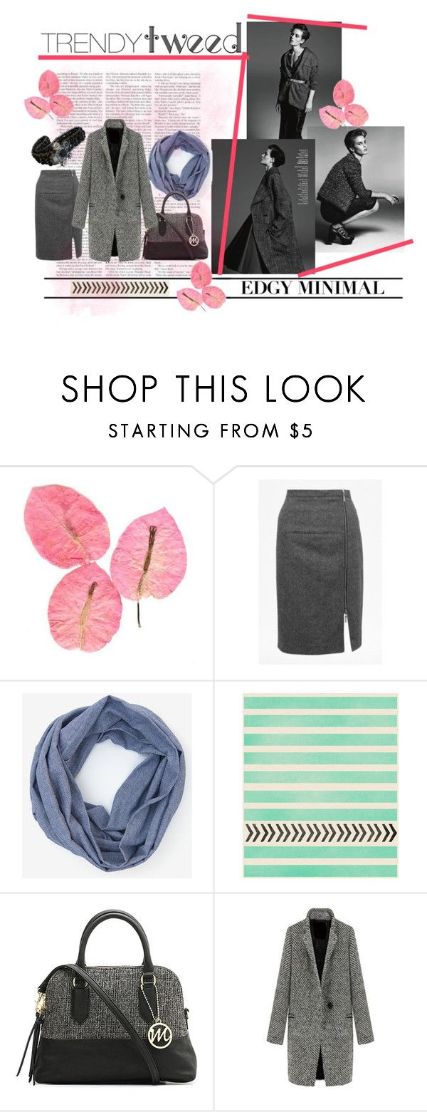 """trendy tweed"" by arumwachyuni on Polyvore featuring French Connection, Emilie M, Chanel, women's clothing, women, female, woman, misses, juniors and trend"