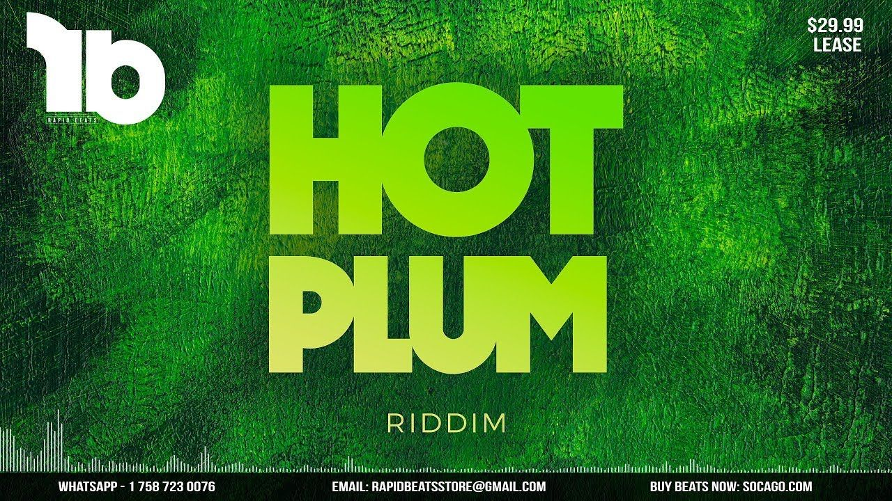 Hot Plum Riddim Instrumental