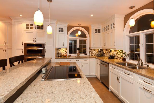 Kitchen Renovation by Sky Kitchen Cabinets Ltd. | Via HomeStars ...