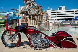 bagger bike