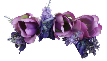 Transparent Flowers Transparent Flowers Purple Flowers Flowers