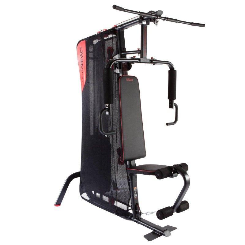 Bodybuilding A Carichi Guidati Materia Attrezzo Home Gym Compact Mente