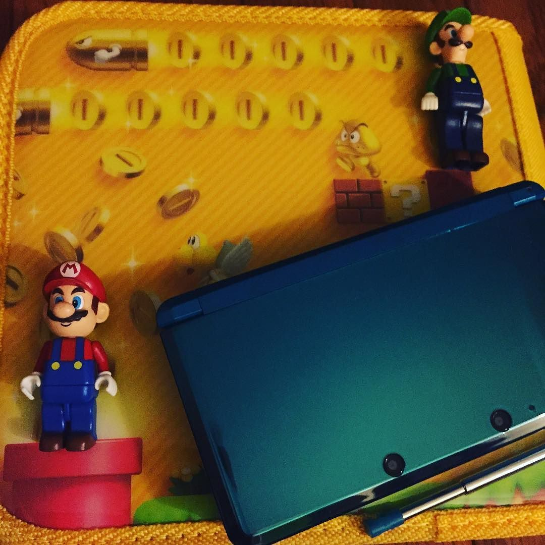 One of my favourite games for the 3ds. Nintendo
