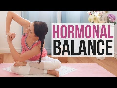 Hormonal Balance Yin Yoga - Adrenal Fatigue & Thyroid ...