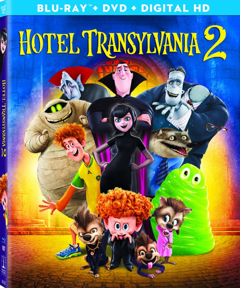 Hotel Transylvania 2 Goes Digital For Christmas!