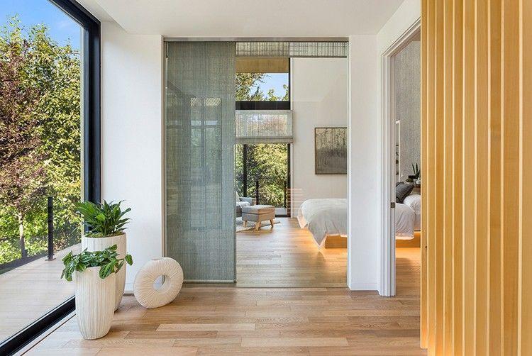 Nice Haus Innendesign Mit Nahtlosen Übergängen