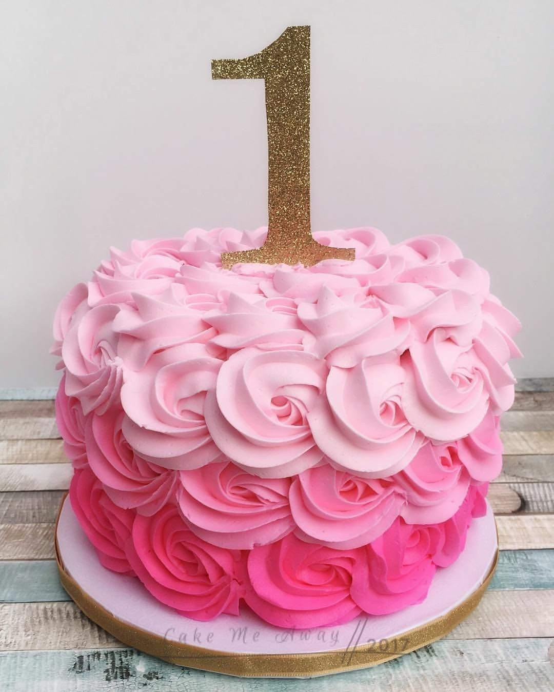 Birthday Cake Ideas For 1 Year Old Baby Girl Pin Ronda Sanborn On