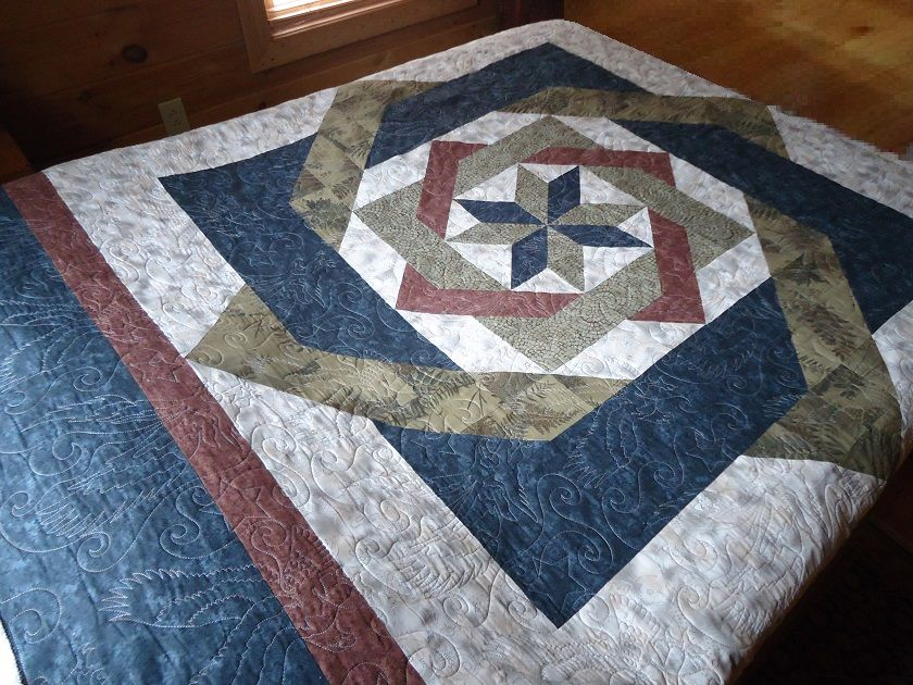 Sgt Stanley quilt pattern   ... and thought put into it. Bandana ... : labyrinth quilts - Adamdwight.com