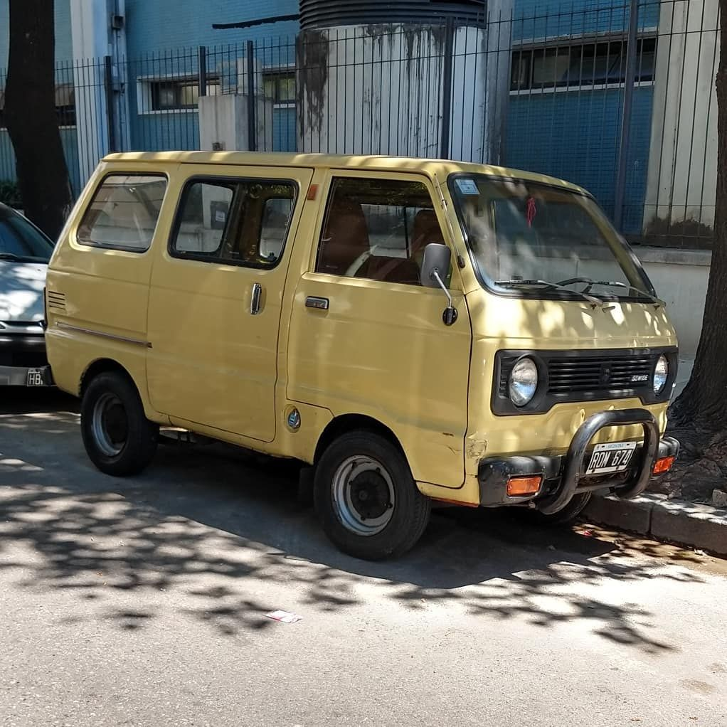 Cazando Fierros On Instagram Daihatsu Hijet 55wide Van