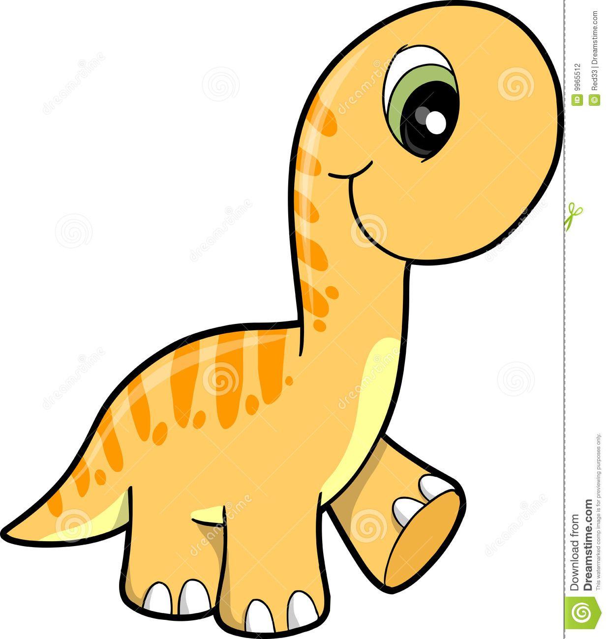 cute dinosaur clipart cute dinosaur vector illustration 9965512 jpg rh pinterest com cute baby dinosaur clip art