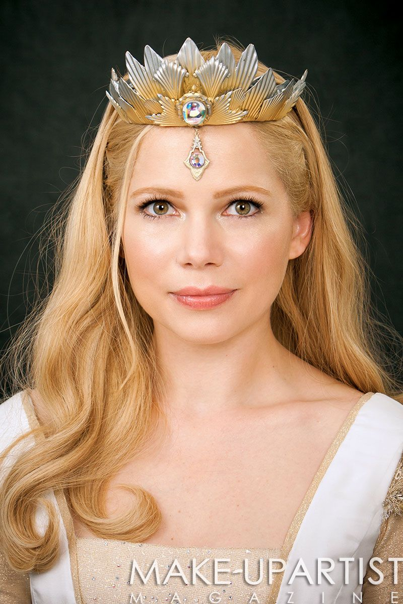 Oz the Great and Powerful | Michelle Williams as Glinda, the Good ...