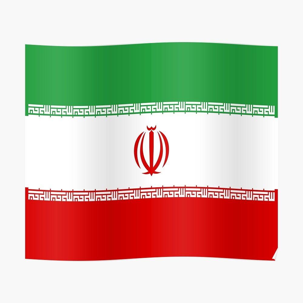 couleurs du drapeau de l iran