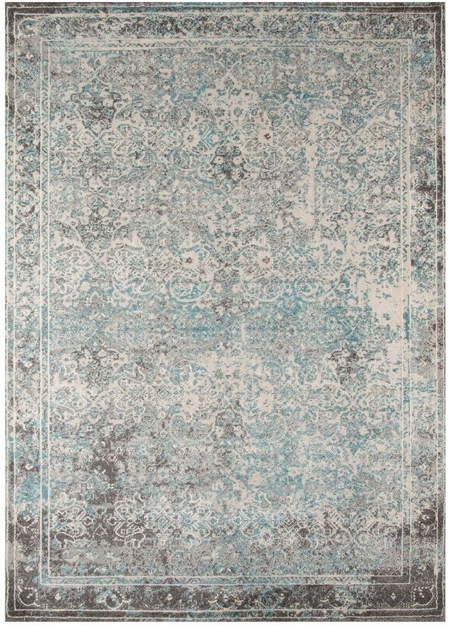 Luxe Rug Turquoise With Images Area Rugs Turquoise Rug Rugs