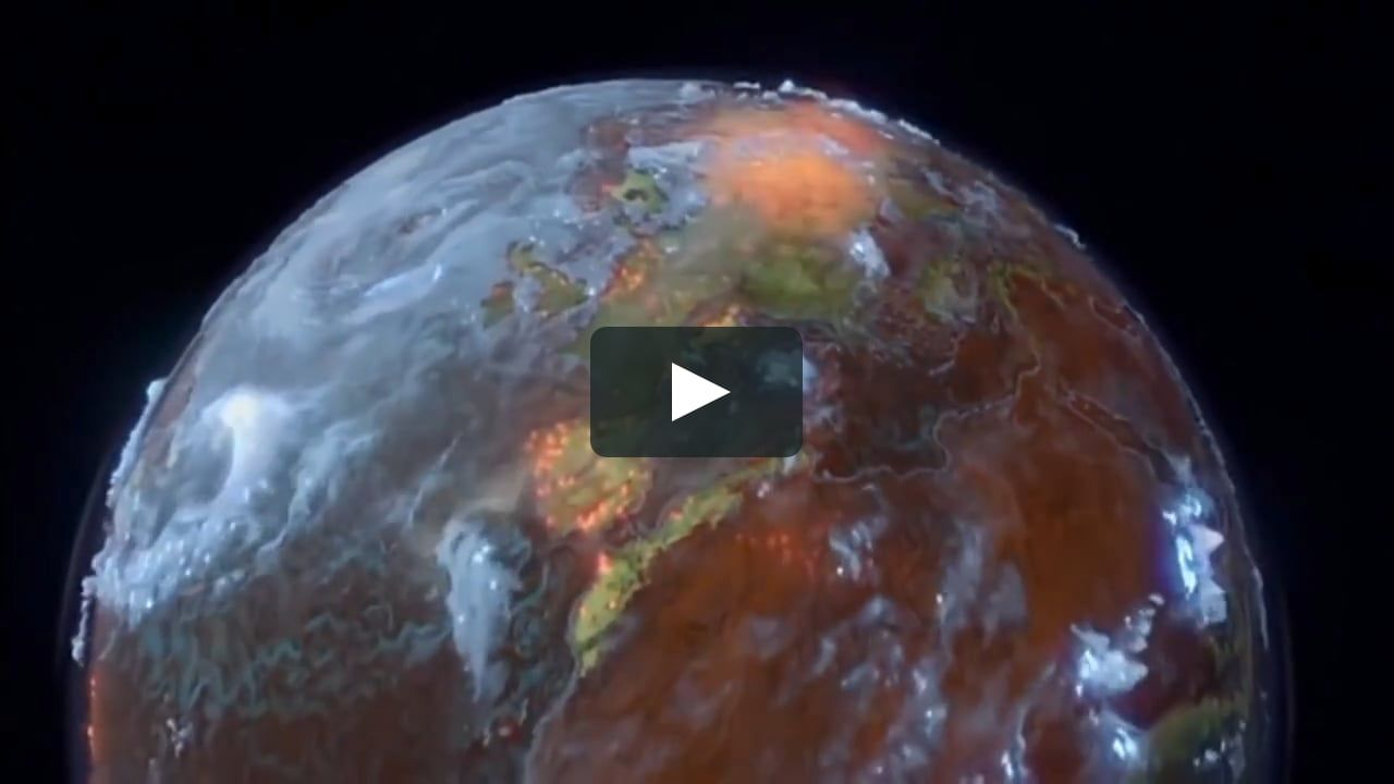 This is a new high definition (HD) dramatic video choreographed to powerful music that introduces the student to the critical problem of Climate Change and Global Warming.  Love Frank Gregorio!!