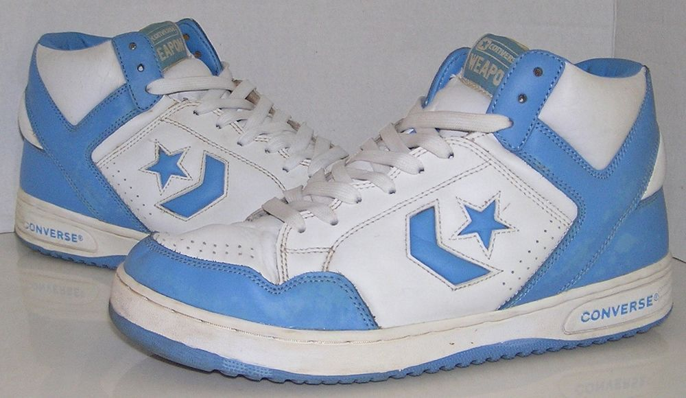 converse weapon blue