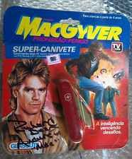 Macgyver Glasslite Rare Collectable Swiss Army Knife