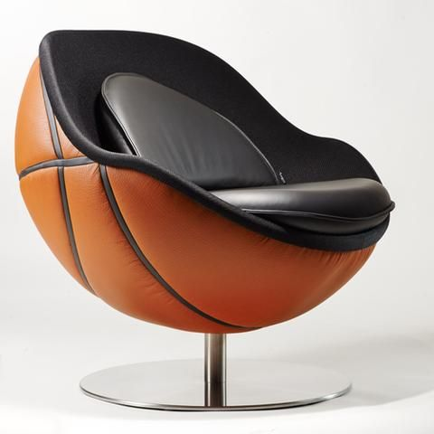 Lento Bürostühle nba basketball lounge chair lillus lento do shop unique