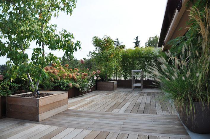 Giardiniere terrazzo milano cerca con google balconi terrazzi pinterest terrazzo and pergolas