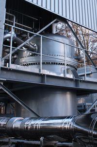ADELE : un accumulateur adiabatique à air comprimé pour le stockage de l'électricité éolienne