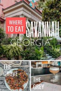 Girls Guide To Savannah Ga Savannah Chat Pink Houses Savannah Georgia