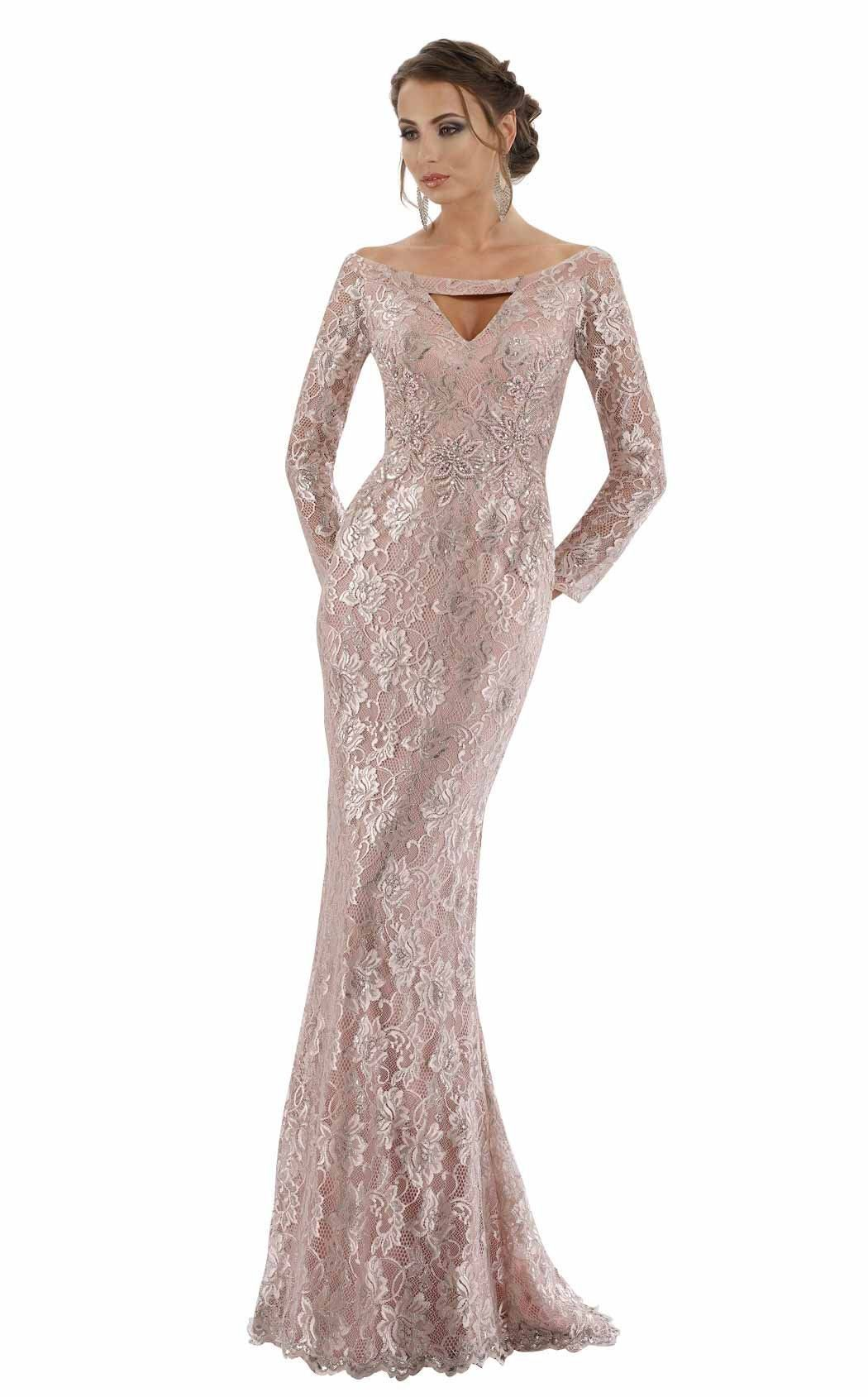 05a2ff51bd Sherri Hill · Special Events · Feriani 18727 Long Sleeve Evening Gowns