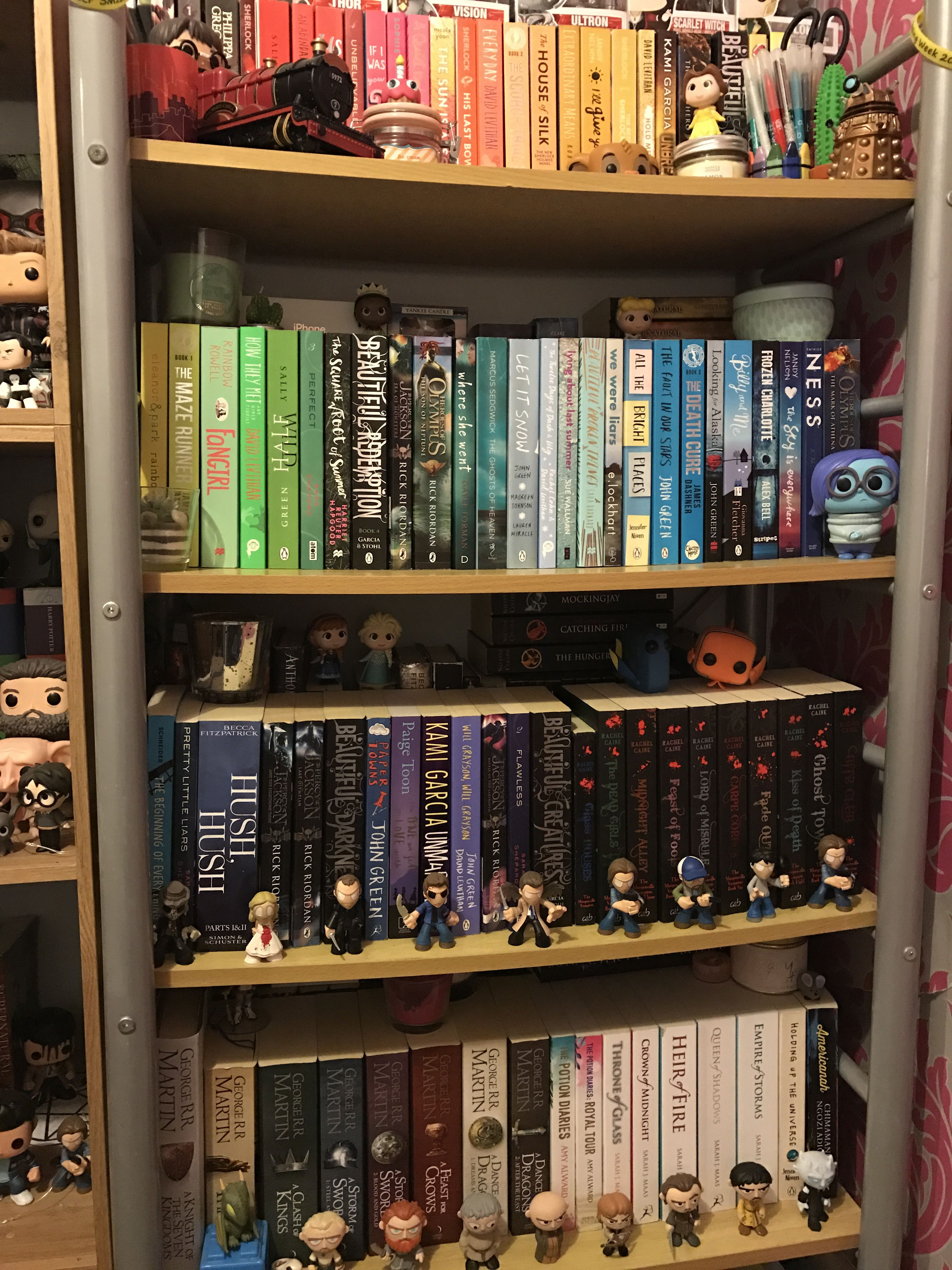 Pin By Sonia Gomez On Book And Fandom Stuff Bookshelves Book Nooks Bookshelf Plans