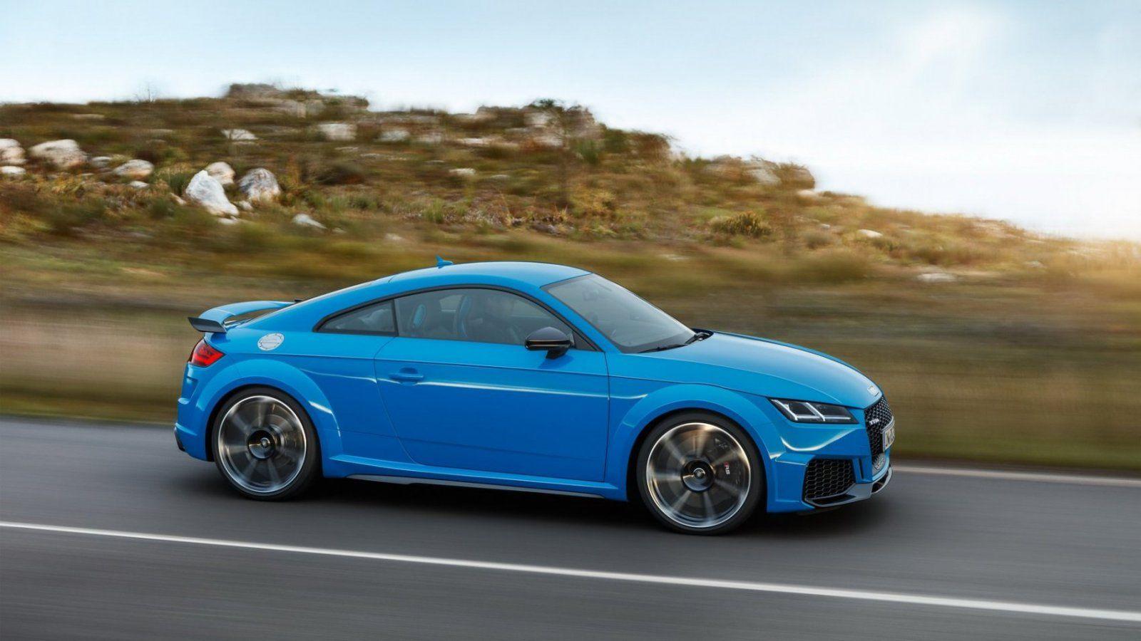 Refreshed 2020 Audi Tt Rs To Debut In New York Latest News Car Revs Daily Com Audi Tt Rs Audi Tt Audi