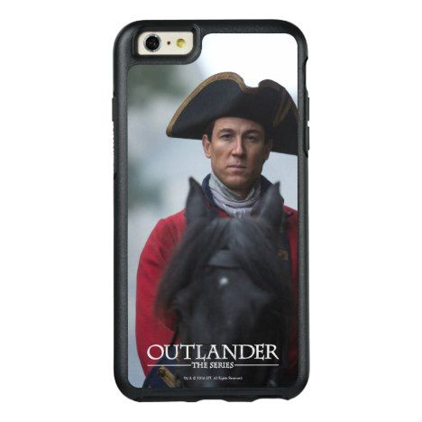 Outlander Black Jack Randall Photograph OtterBox iPhone