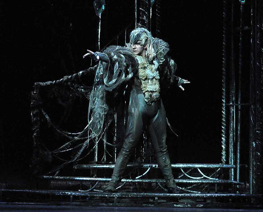 Von Rothbart Swan Lake Royal Ballet Swan