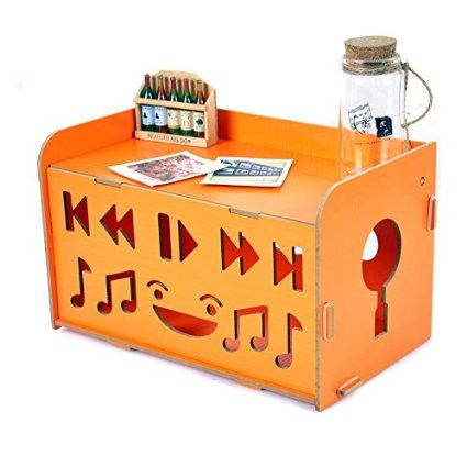 Creative Storage Boxes for USB Cable Lead Power Adapter amp Socket (Orange): Amazon.co.uk: Kitchen & Home