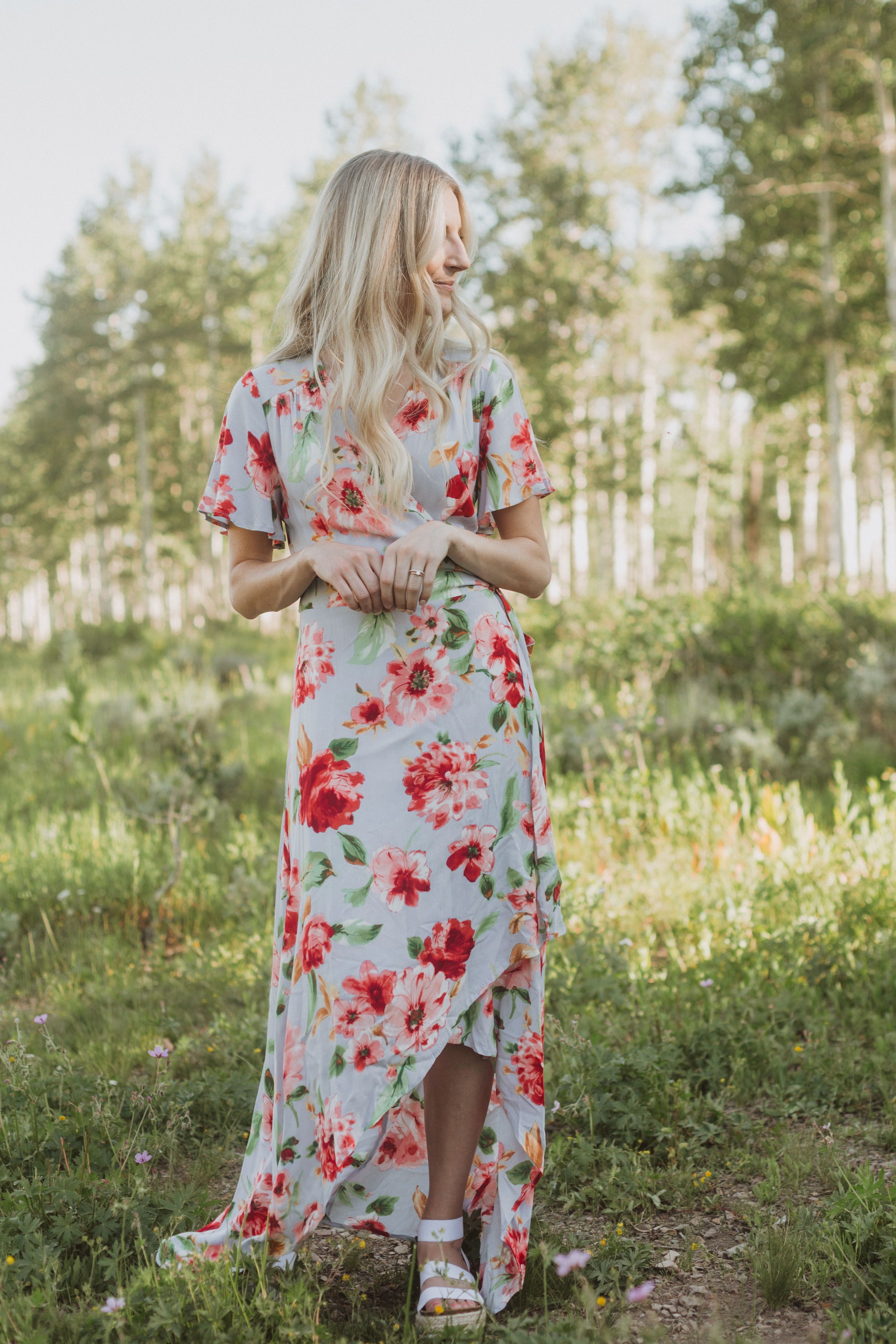500+ Best floral outfit ideas in 2020 | floral outfit, floral tops, dresses