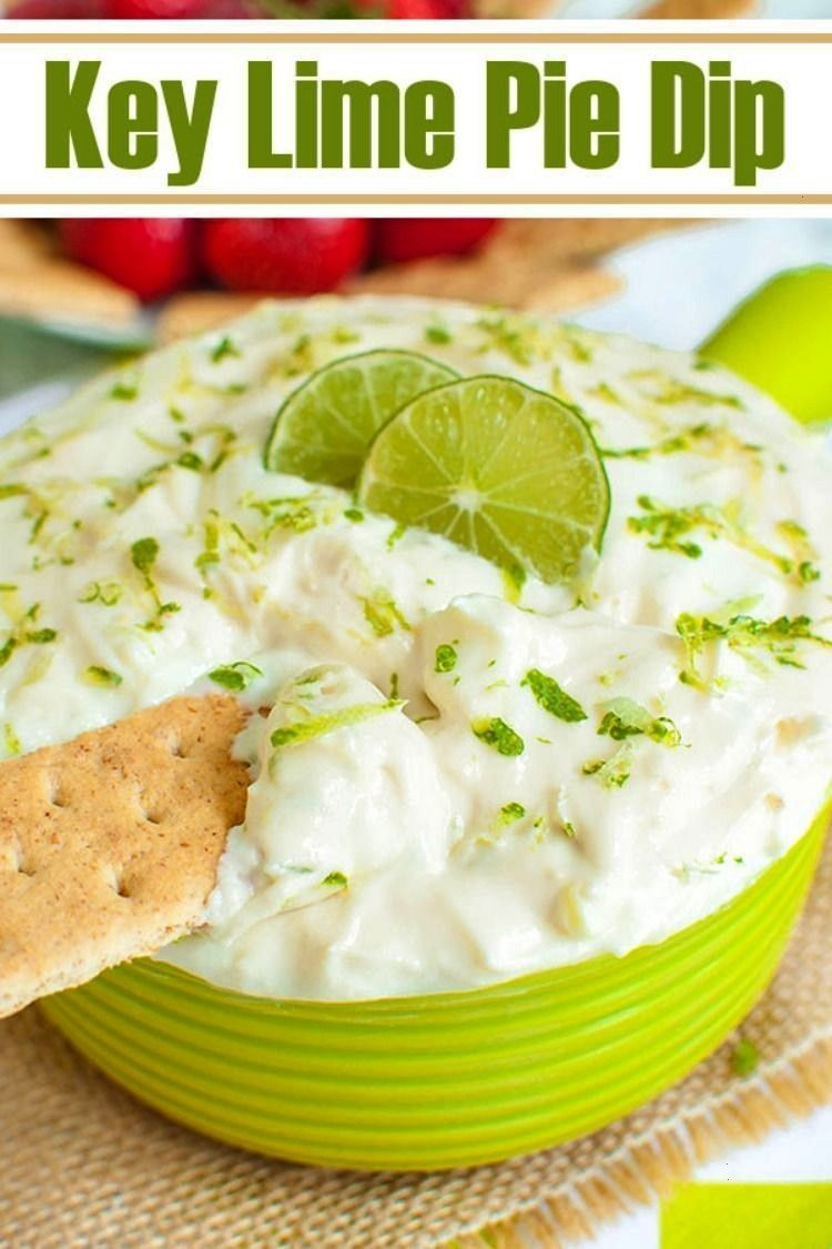 recipe that tastes just like key lime pie. This no bake Key Lime Pie Dip is great with graham crack